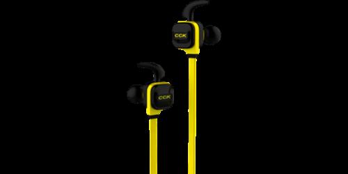 In-Ear headset m. bluetooth