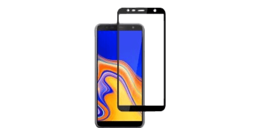 Samsung Galaxy J4+ Panserglas & Skærmbeskyttelse