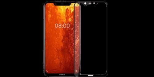 Nokia 8.1 Beskyttelsesglas & Skærmbeskyttelse