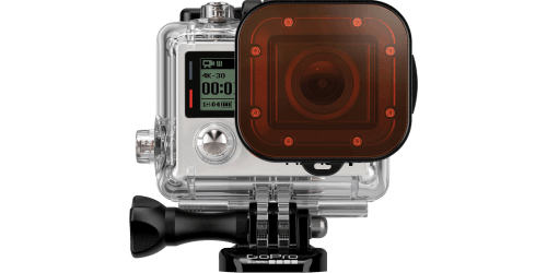 Huse & Filtre til GoPro HERO 3/3+