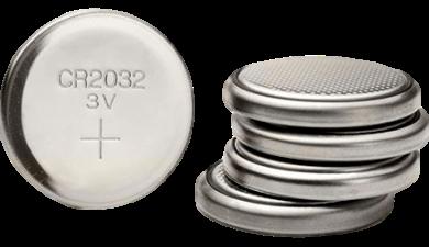 Garmin Vivofit 3 Batterier