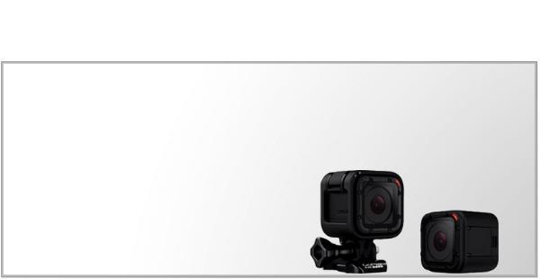 Mounts & tilbehør til GoPro