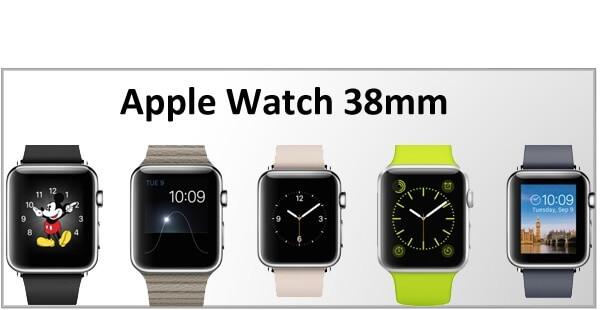 Apple Watch 3 38mm Urremme