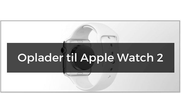 Apple Watch 2 Oplader