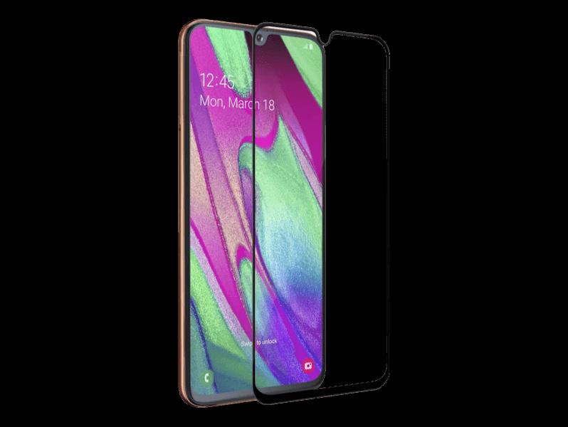 Samsung Galaxy A40 Beskyttelsesglas & Skærmbeskyttelse
