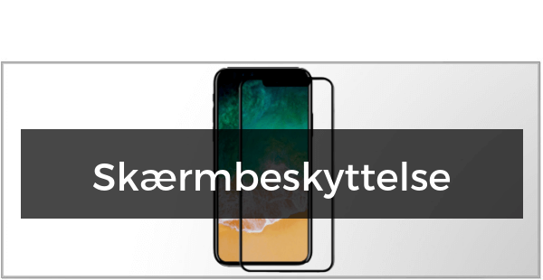 Panserglas & Skærmbeskyttelse til iPhone Xs