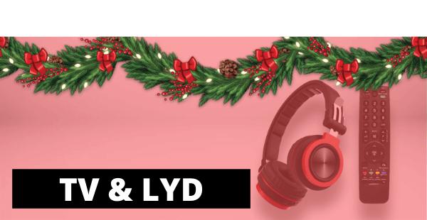 TV & Lyd Gaver