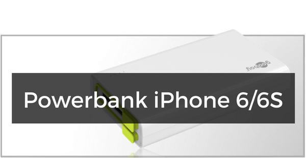 Powerbanks til iPhone 6 / 6s
