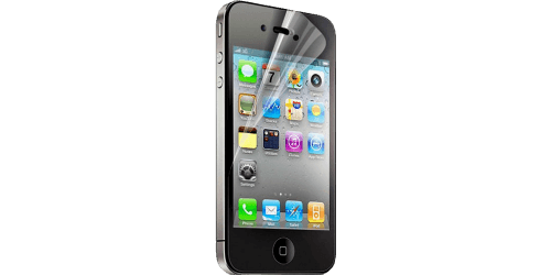Panserglas & Skærmbeskyttelse til iPhone 4/4S