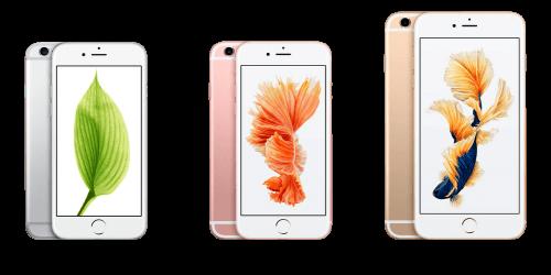 iPhone 6-Serien Reservedele