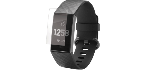 Fitbit Charge 4 Panserglas & Skærmbeskyttelse