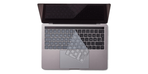 Tastatur Cover til Macbook