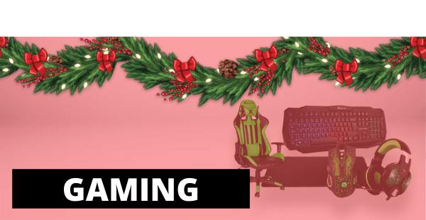 Gaming Julegaver