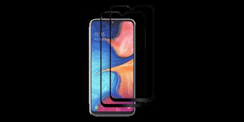Samsung Galaxy A20e Panserglas & Skærmbeskyttelse