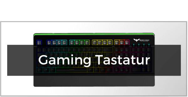 Gamer Tastatur til PS4