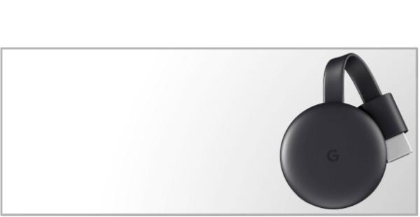 Chromecast Tilbehør