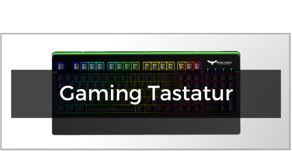 Gamer Tastatur til Xbox One