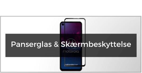Panserglas & Skærmbeskyttelse til Motorola One Zoom
