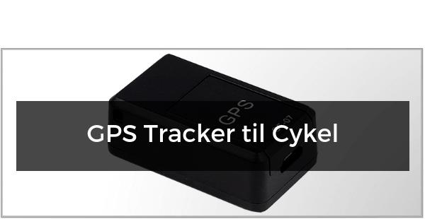 GPS Tracker til Cykel