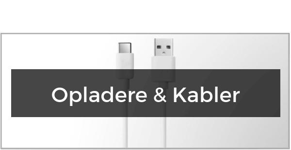 Opladere & Kabler til Nokia 5.1 Plus