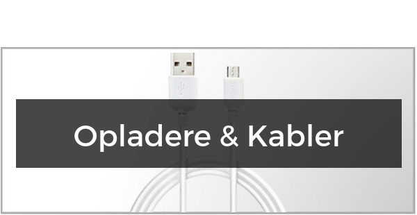 Opladere & Kabler til Nokia 3.2