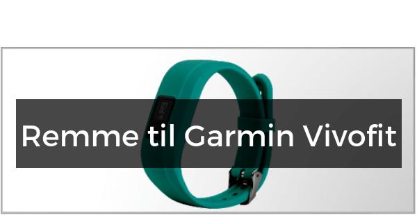 Garmin Vivofit Remme