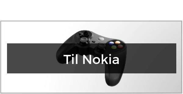 Gamepad & Controller til Nokia
