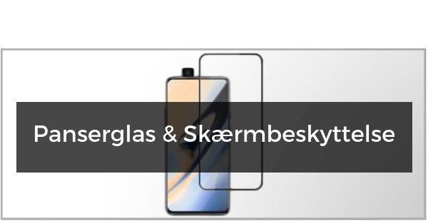 Panserglas & Skærmbeskyttelse til OnePlus 7 Pro