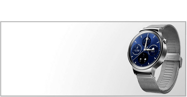 Huawei Watch Tilbehør