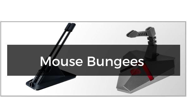 Bungee / Ledningsholder til Mus