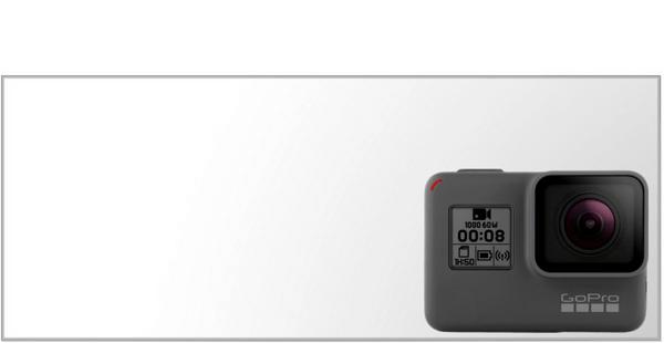 GoPro Hero 6 tilbehør