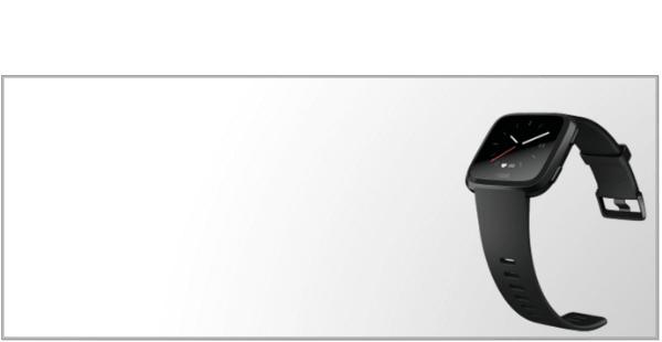 Fitbit Versa Serien