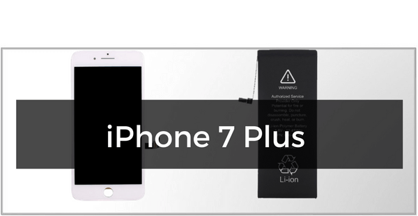 iPhone 7 Plus Reservedele