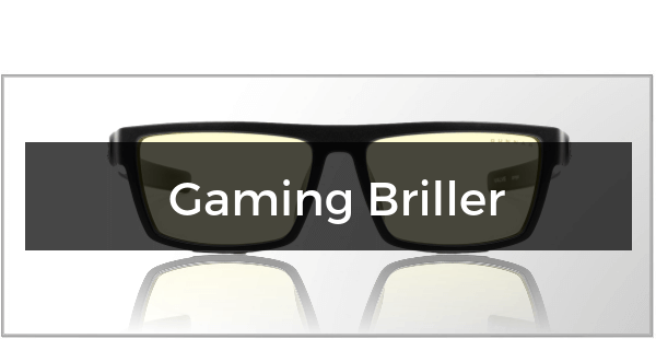 Gaming Briller til PC