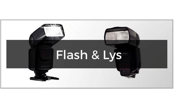 Flash & Lys