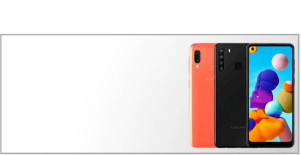 Samsung Galaxy A20-Serien