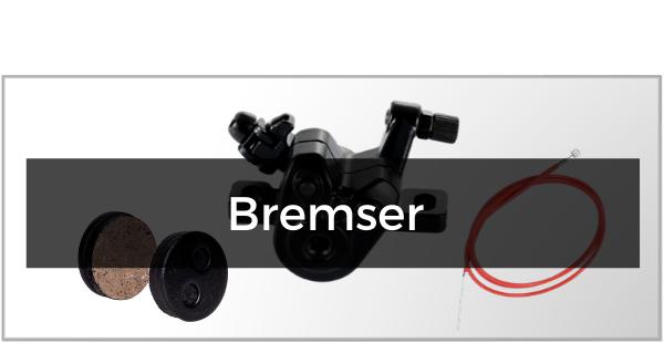 Bremser til Ninebot ES1 / ES2 / ES2L / ES4
