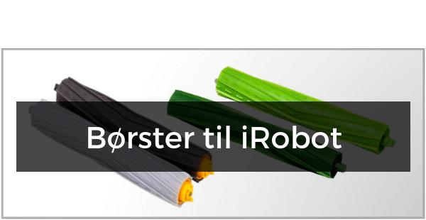 Børster til Alle iRobot Roomba