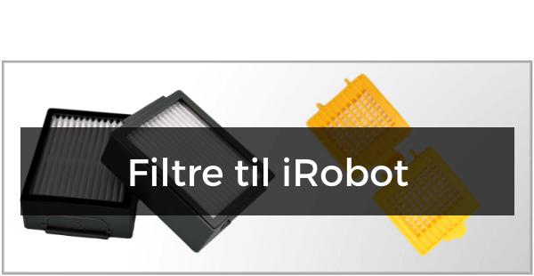 Filtre til Alle iRobot Roomba