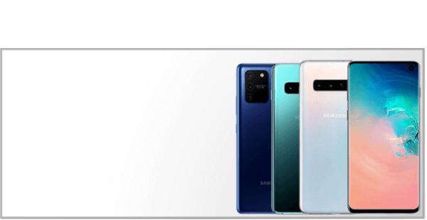 Samsung Galaxy S10-Serien