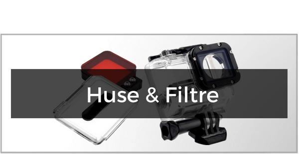 Huse & Filtre til GoPro Hero 4