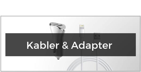 Kabler & Adapter