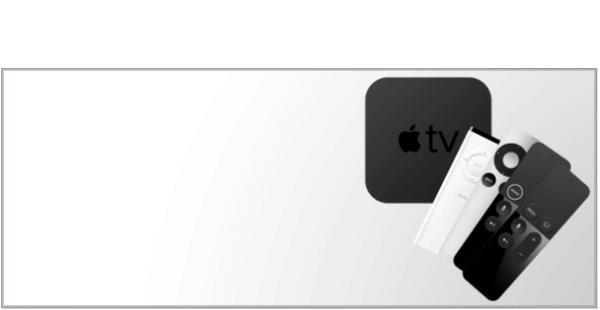 Apple TV Tilbehør