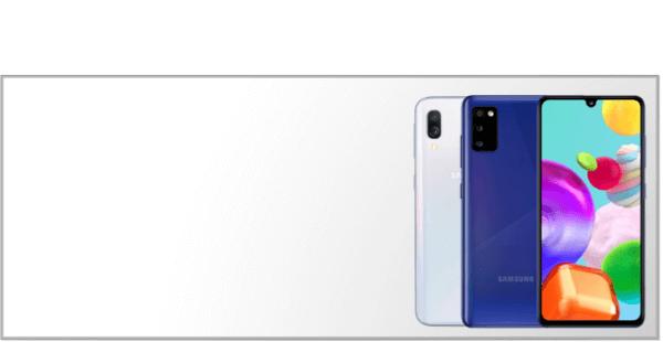 Samsung Galaxy A40-Serien
