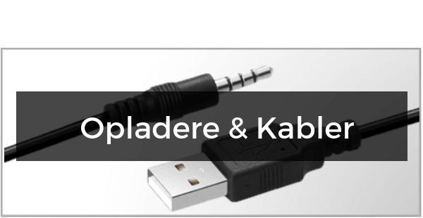 Oplader & Kabler til DJI Osmo Pocket