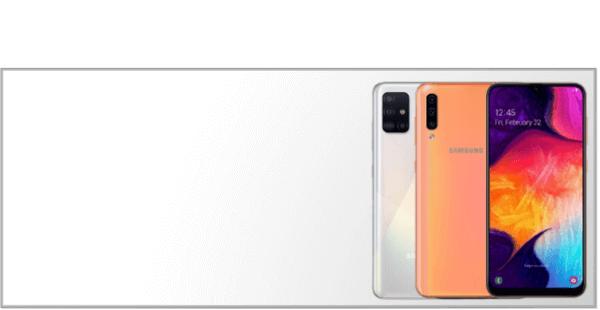 Samsung Galaxy A50-Serien