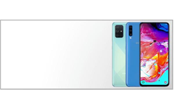 Samsung Galaxy A70-Serien