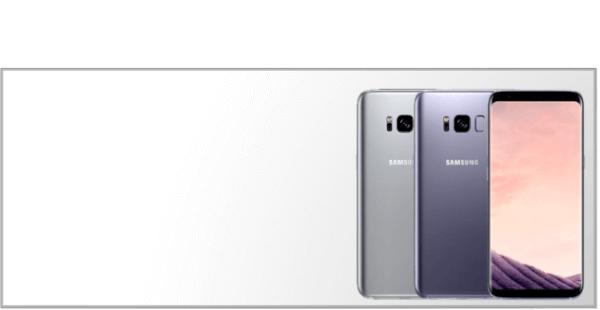 Samsung Galaxy S8-Serien