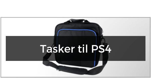 Taske til Playstation