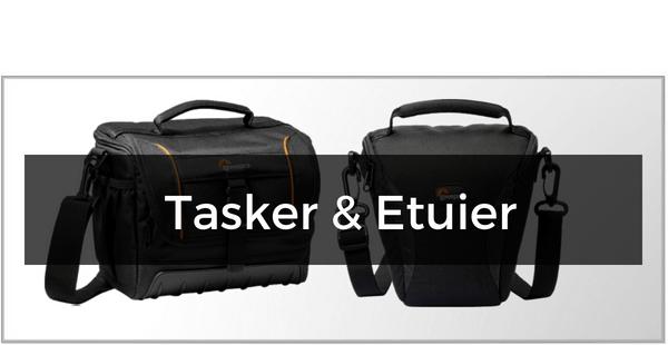 Tasker & Etuier